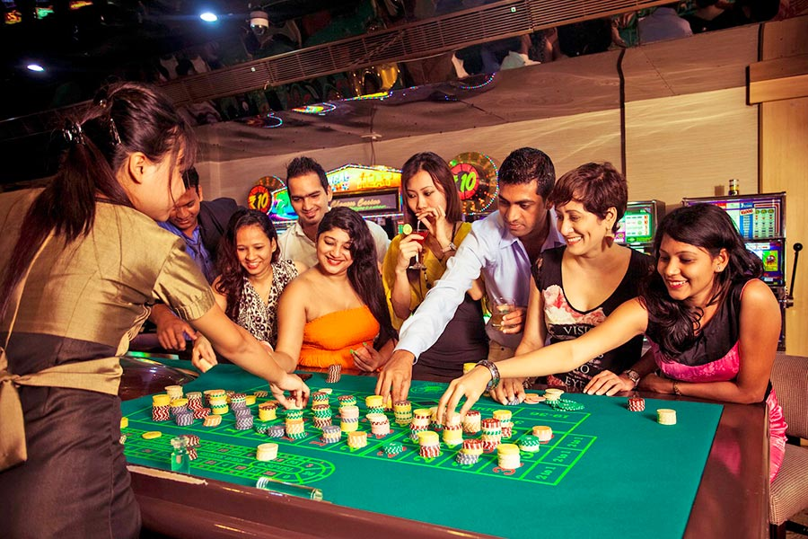 Online Casinos With Poker Games