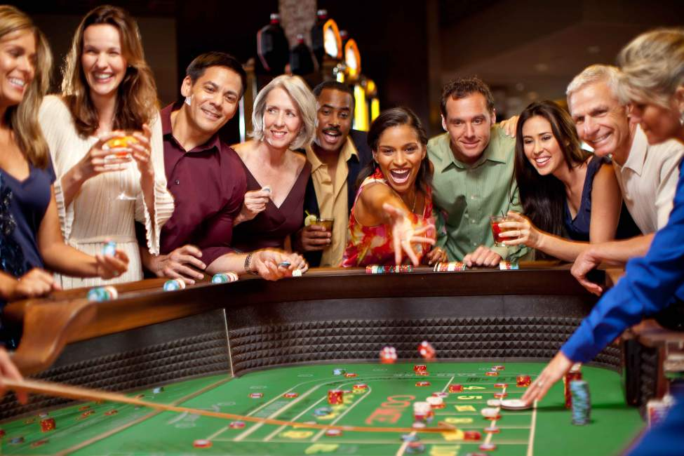 Online Casino Gamings Use The Ports Of Las Vega For Actual Cash