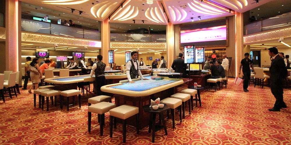 The Clear-cut Overview To Gambling
