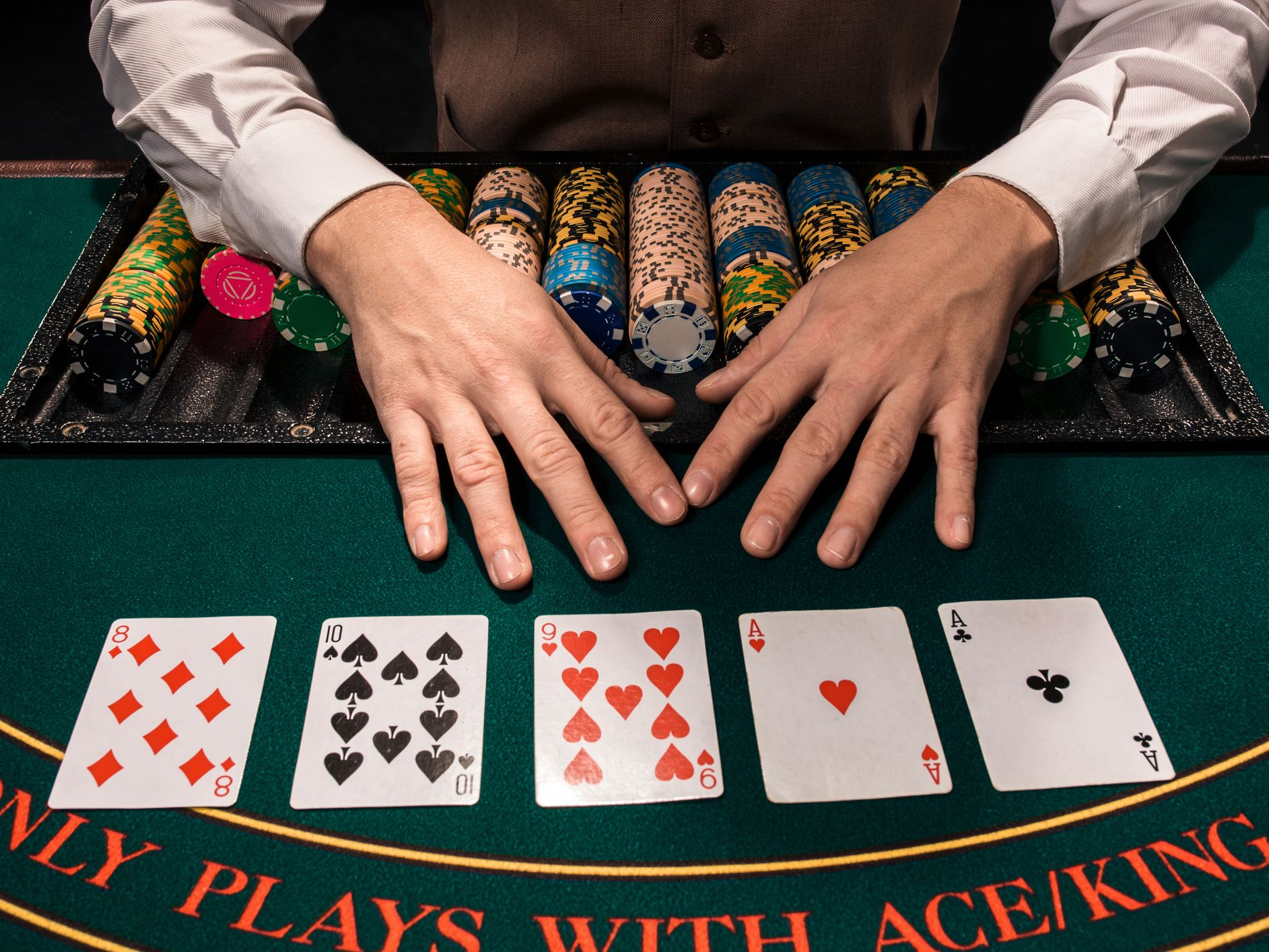 New Step By Step Roadmap For Online Gambling